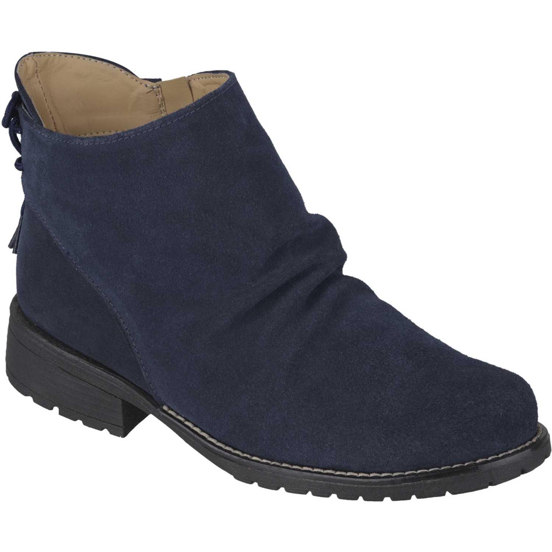 Botínes de Hombre Limoni - Cuero Azul 911702