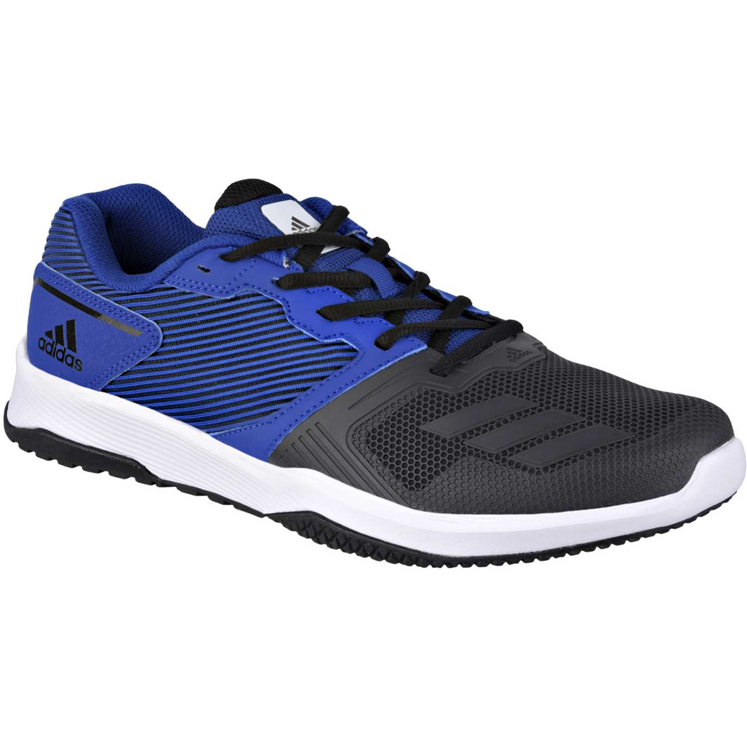 Adidas gym warrior 2 m Azul negro |
