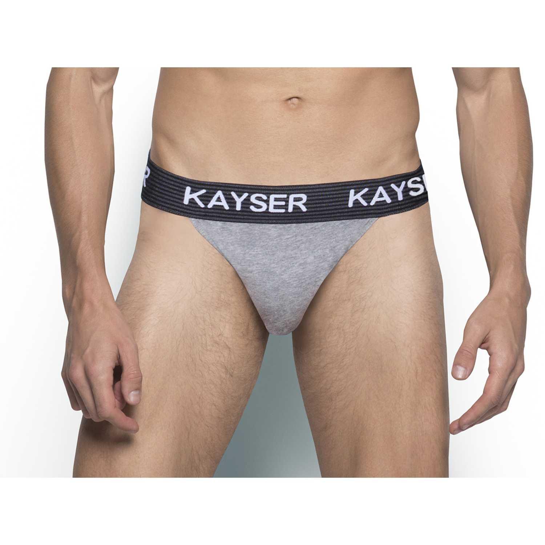 Kayser 92.01-gri Gris Calzoncillos