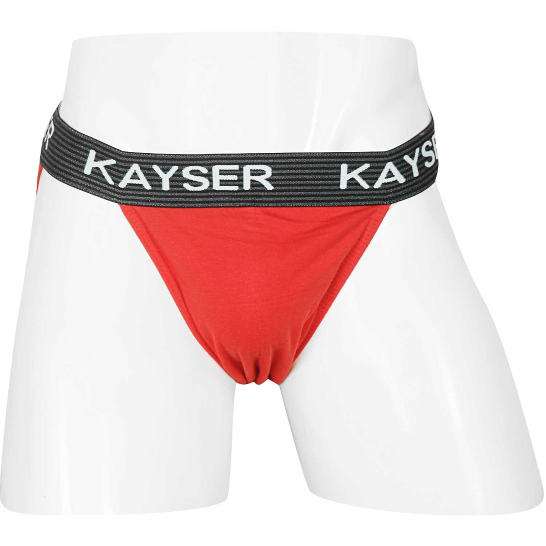 Ropa Interior Y Pijamas de Hombre Kayser Rojo 92.01-roj