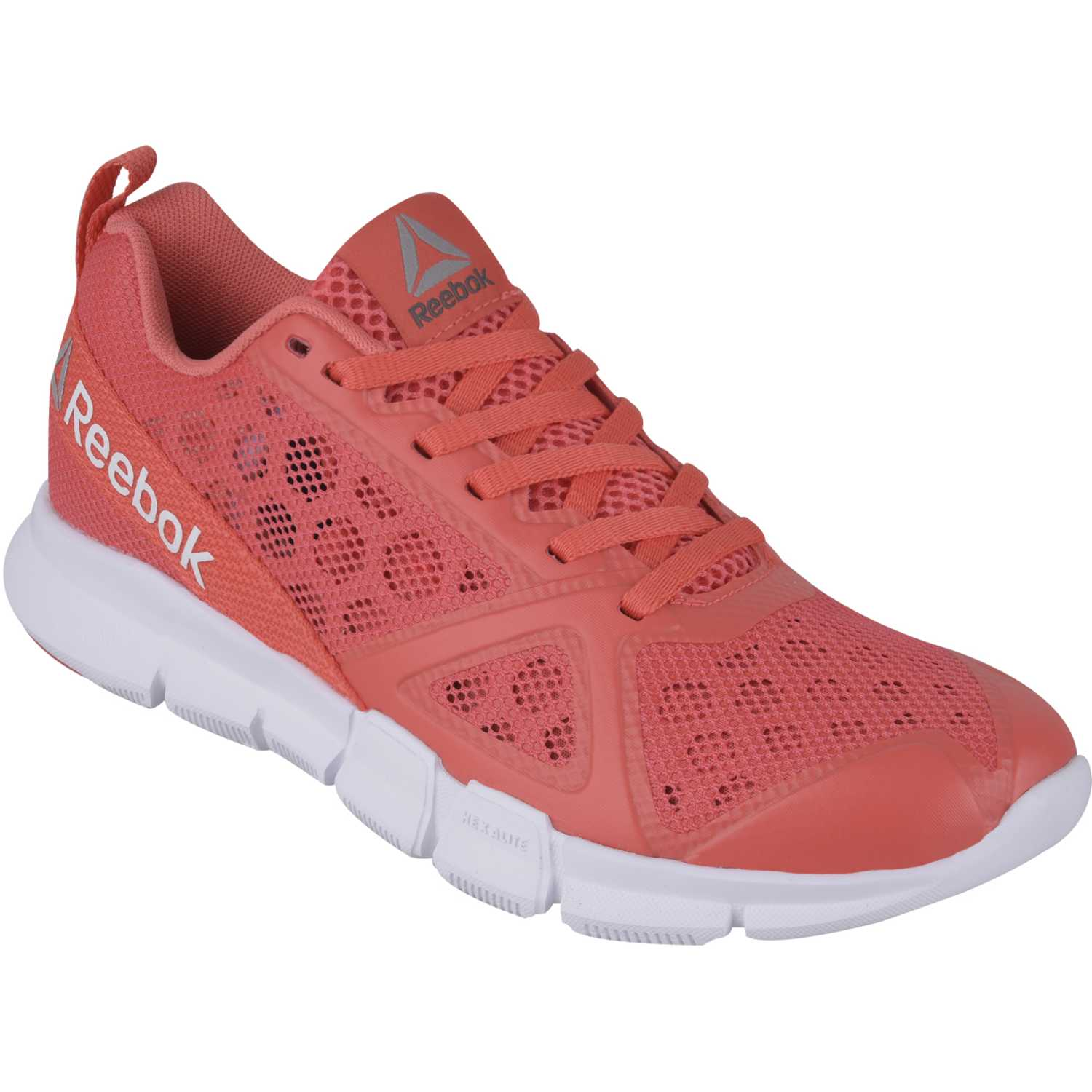 Reebok hexalite tr Coral blanco Mujeres |