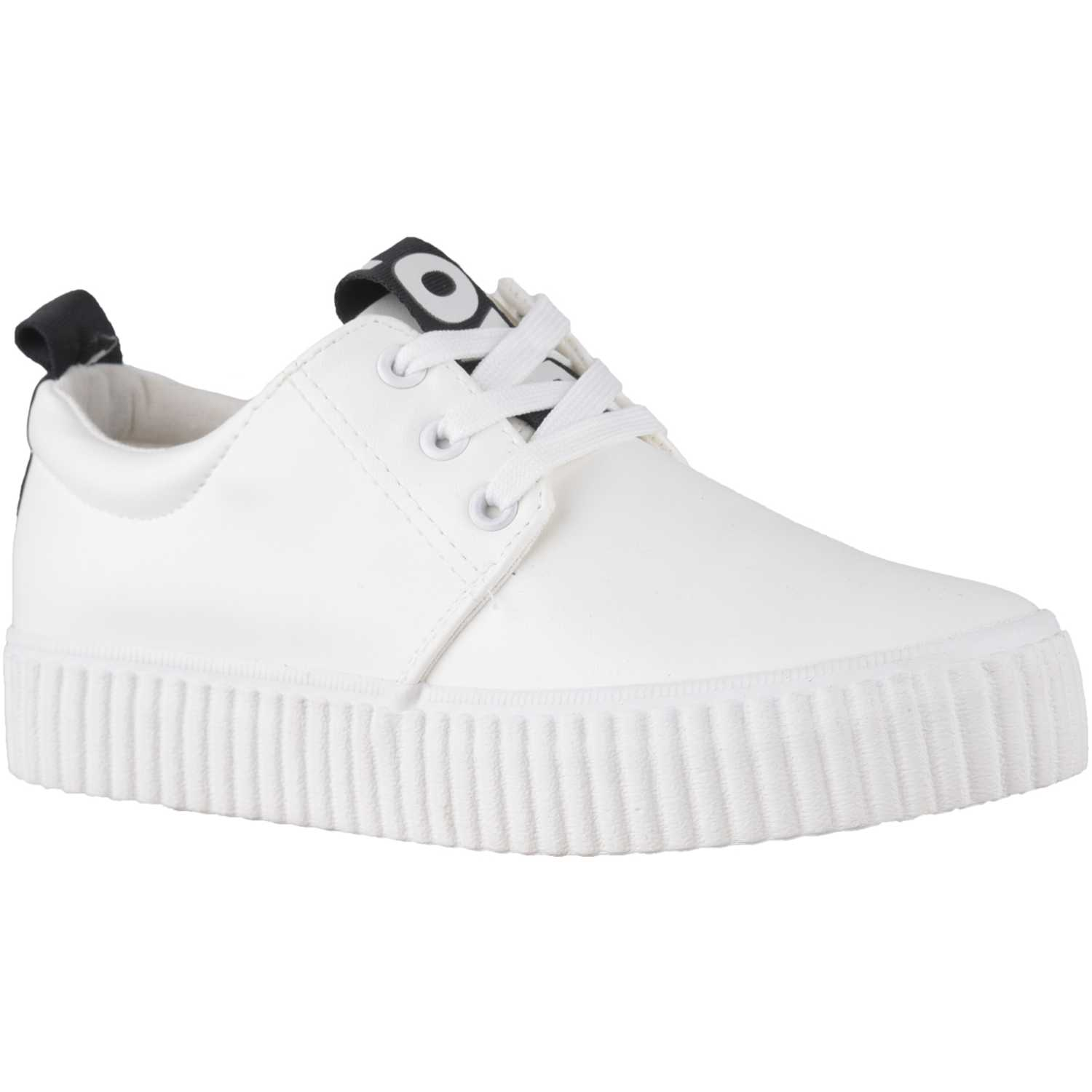 Just4u zc-06 Blanco Zapatillas Fashion