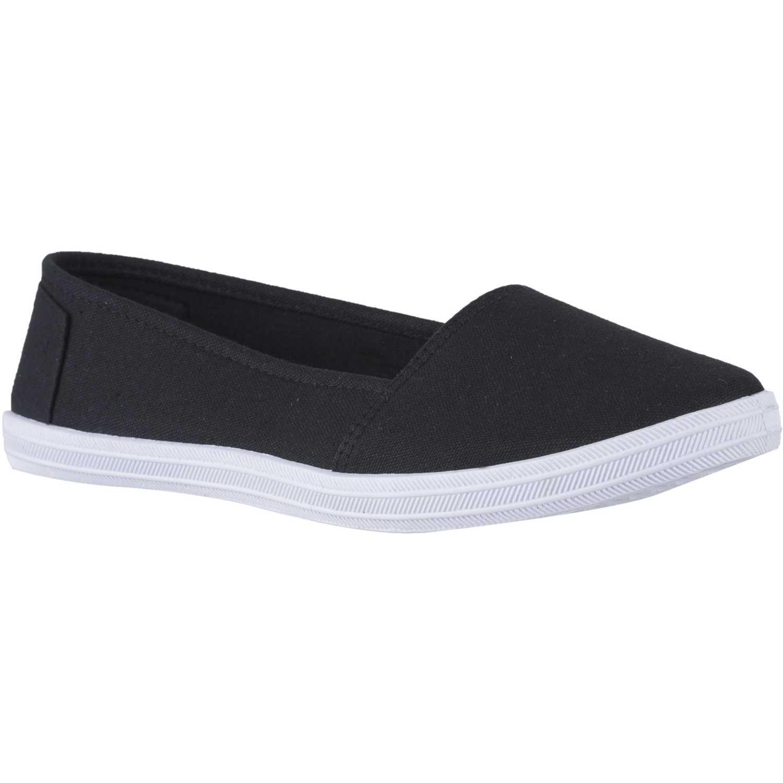 Zapatillas de Mujer Just4u Negro zc-61