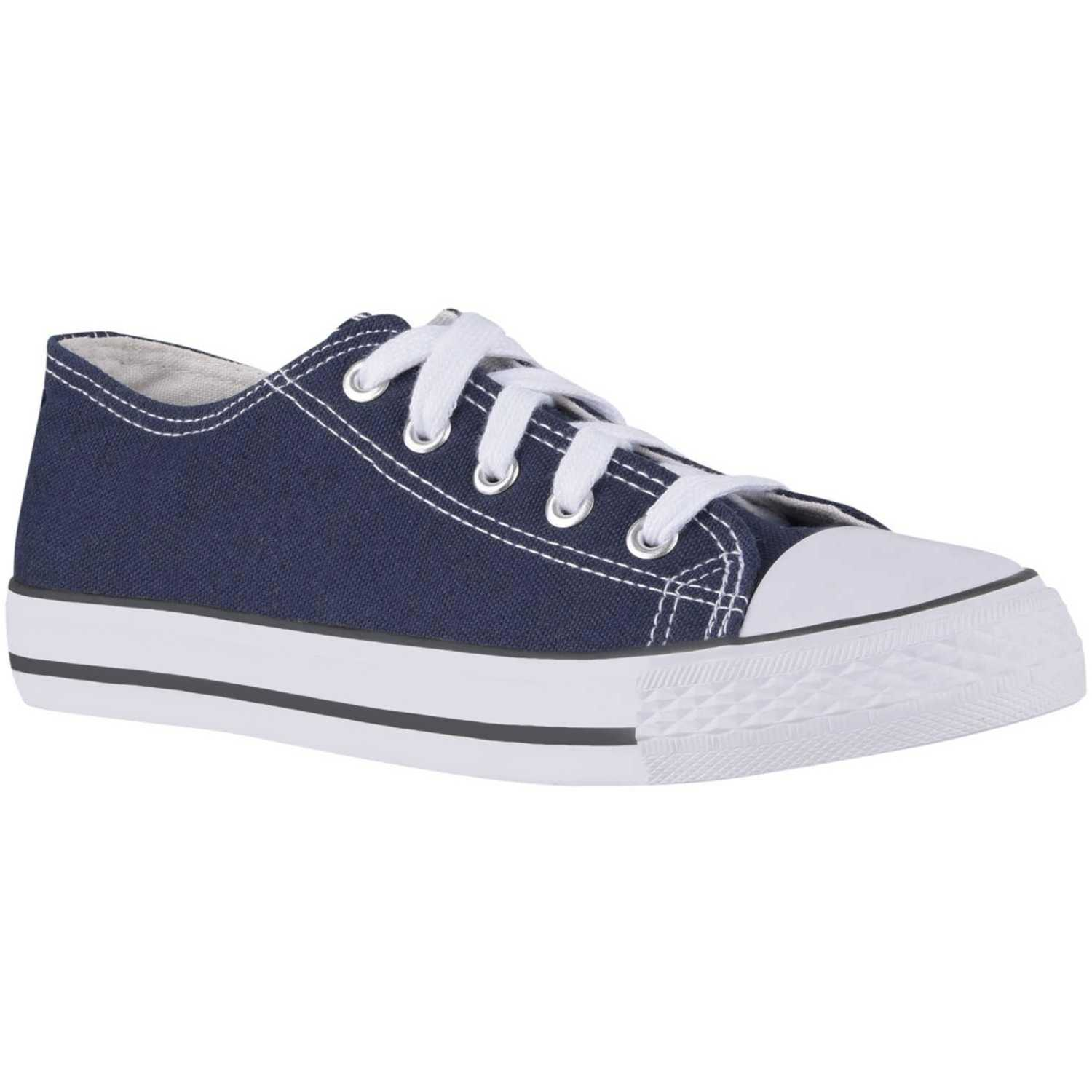 Just4u Zc-418 Azul Zapatillas de moda