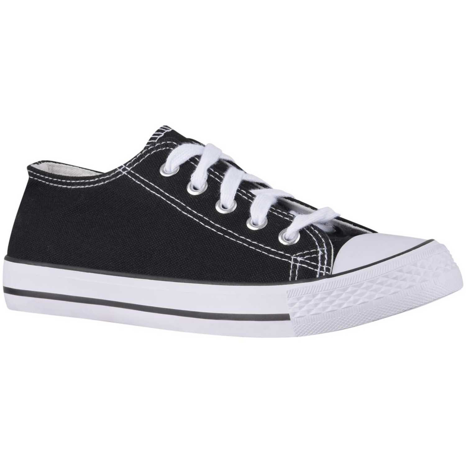 Just4u zc-418 Negro Zapatillas Fashion