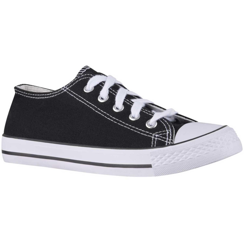 Zapatillas de Mujer Just4u Negro zc-418