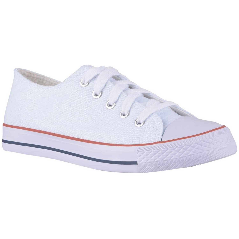 Just4u zc-418 Blanco Zapatillas Fashion