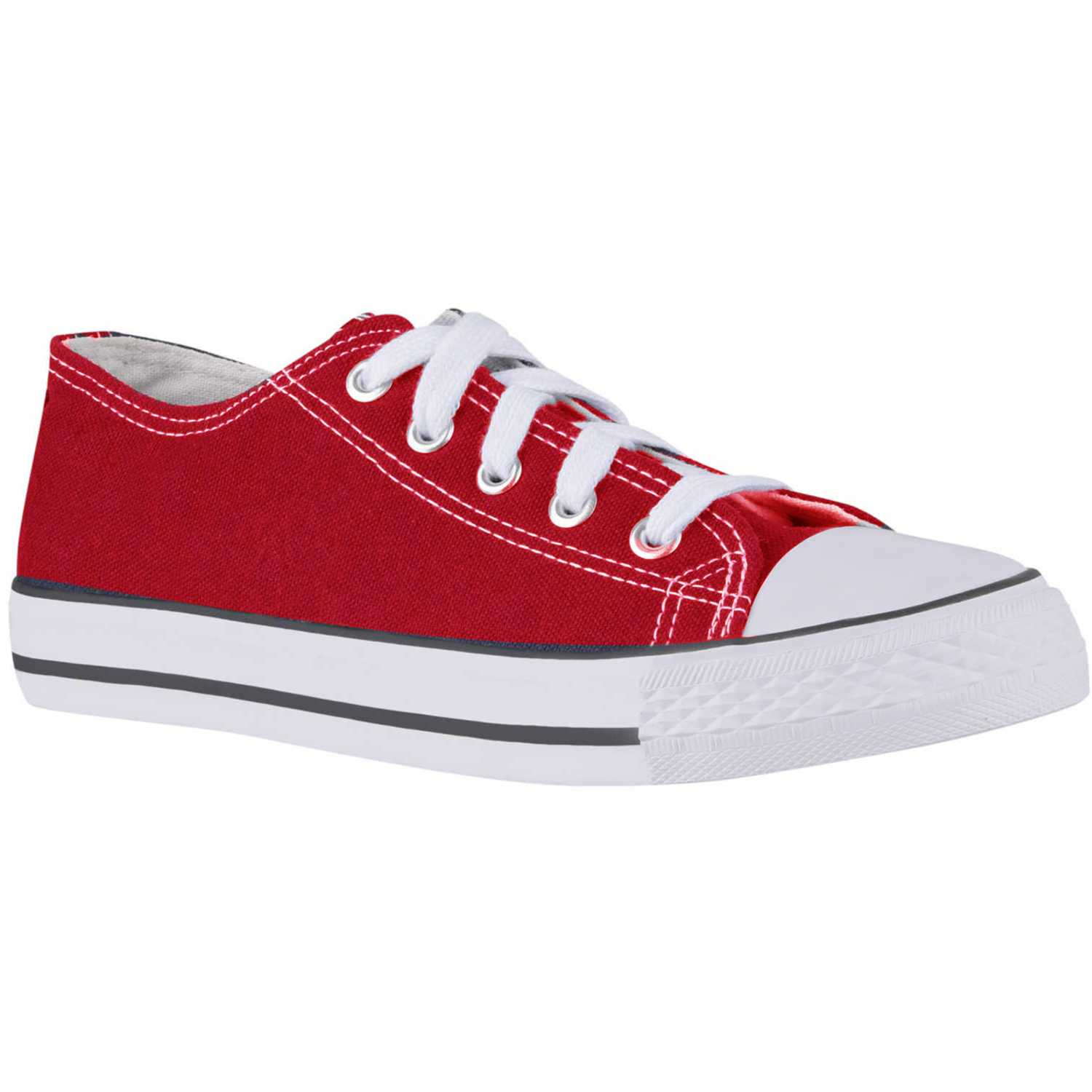 Just4u zc-418 Rojo Zapatillas Fashion
