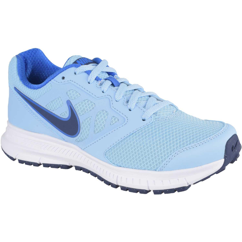 Nike Downshifter 6 MSL Zapatillas para Mujer, Blanco, 43