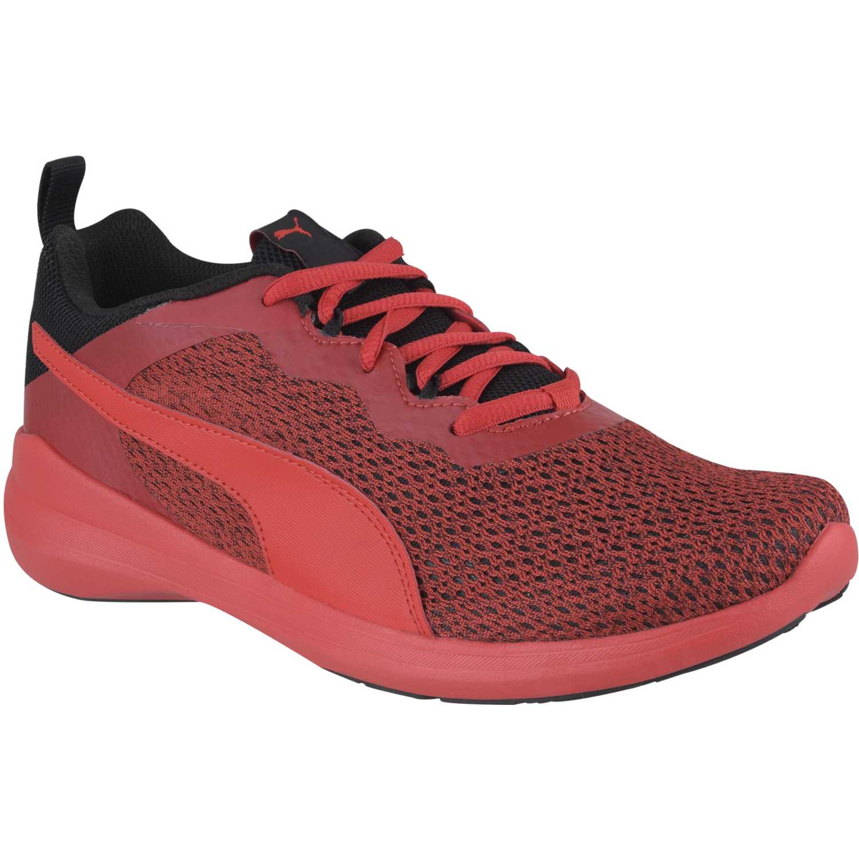 Puma pacer evo knit Rojo Walking