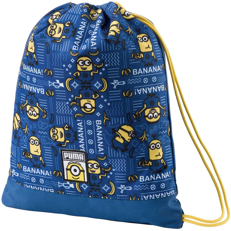 Puma minions gym sack Azul / amarillo bolsos de lazo