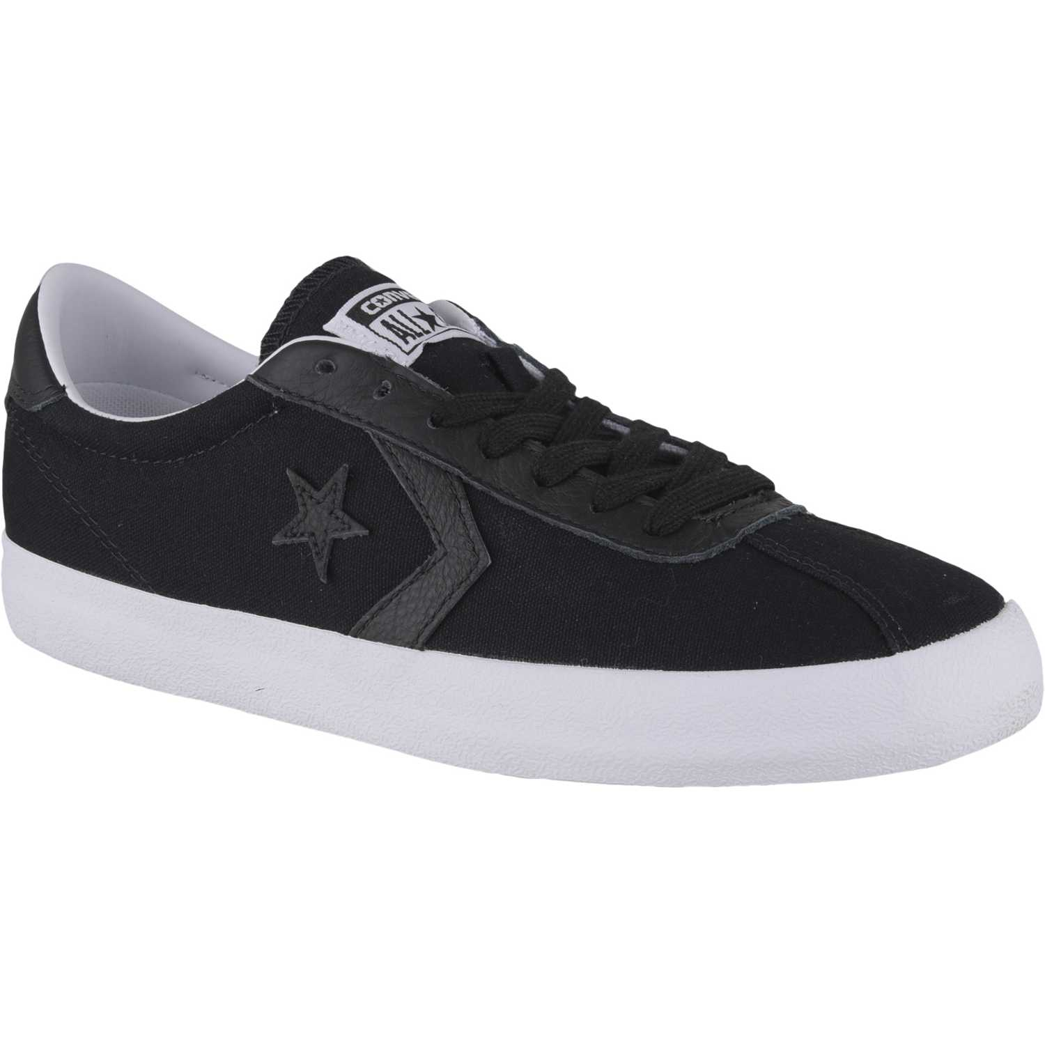 Converse star player canvas Negro / blanco Walking