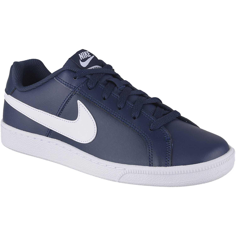 Nike court royale Azul / blanco Walking | platanitos.com