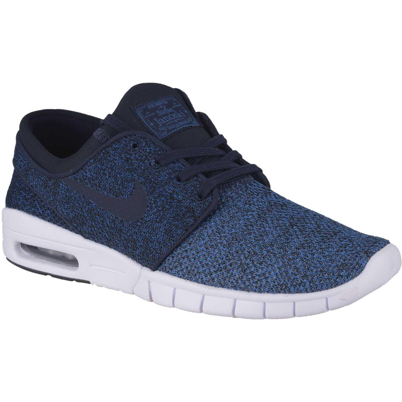 Casual de Hombre Nike Azul blanco sb stefan janoski max