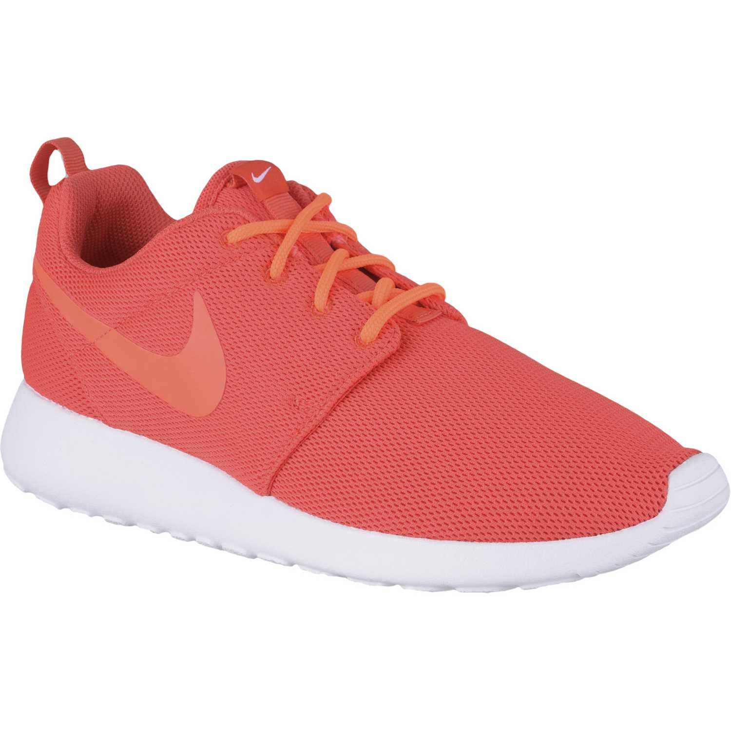 Nike wmns roshe one Naranja / blanco Walking