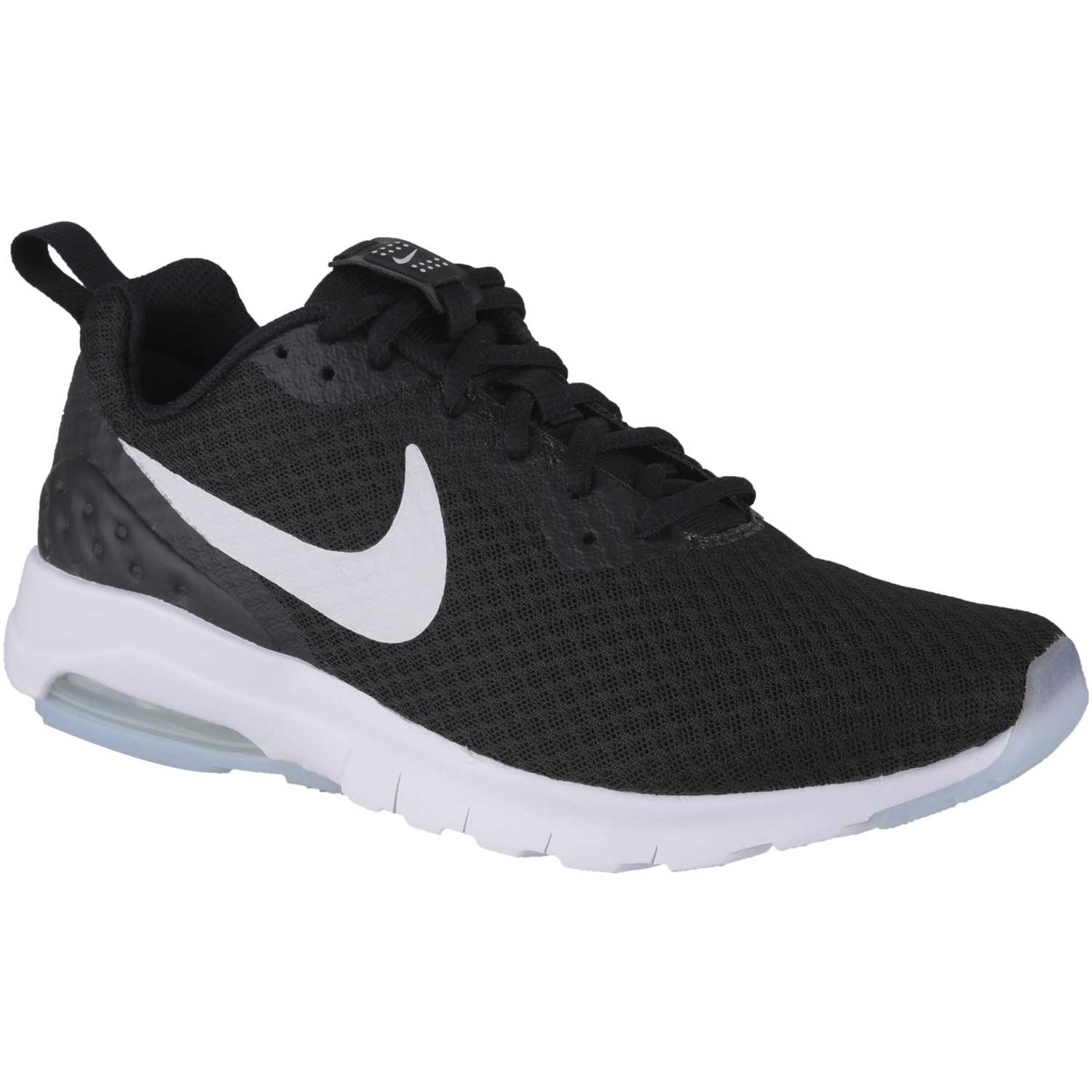 Casual de Hombre Nike Negro blanco air max motion lw