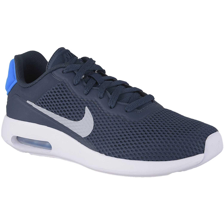 Nike air max modern essential Acero / blanco Walking