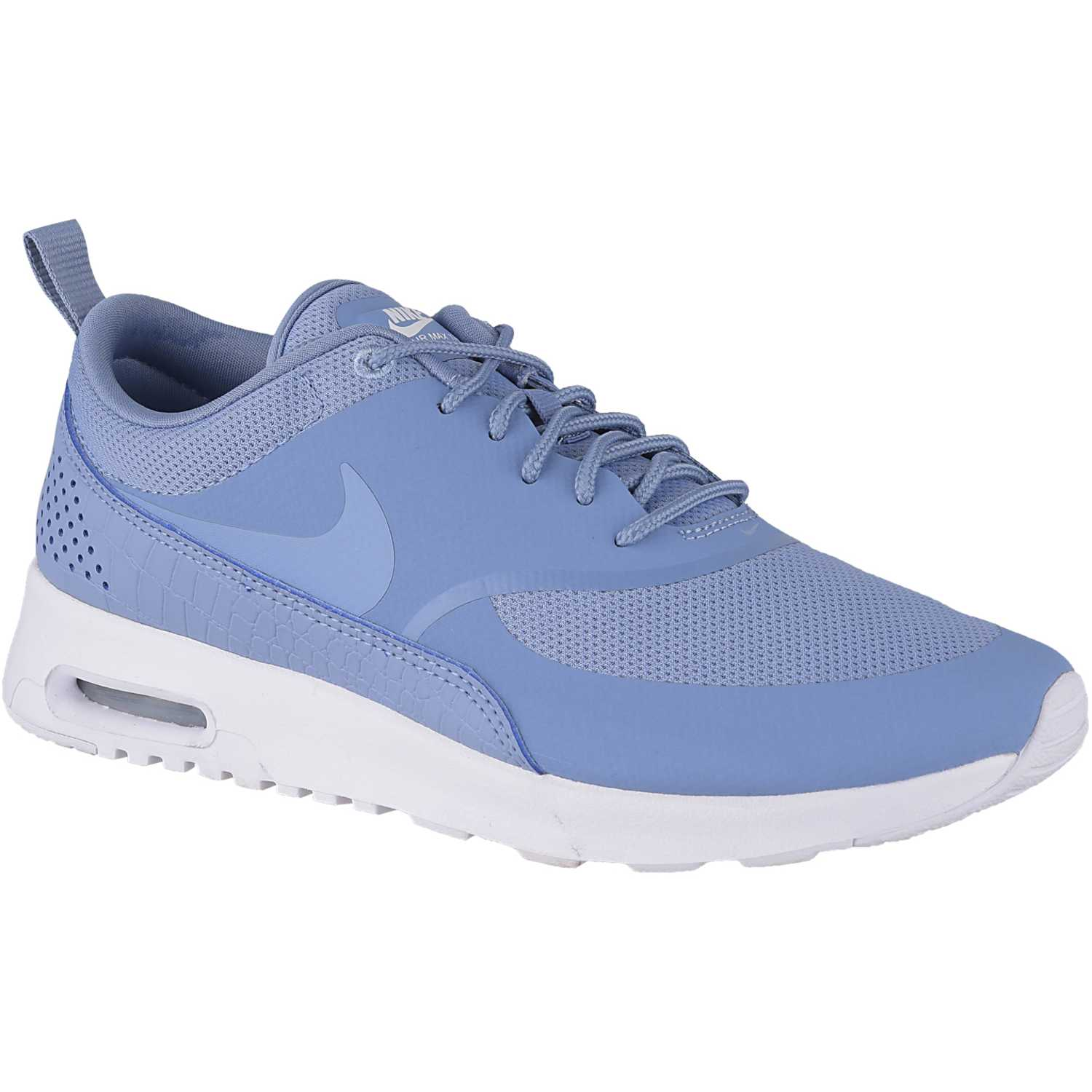 Nike wmns air max thea Acero / blanco Walking