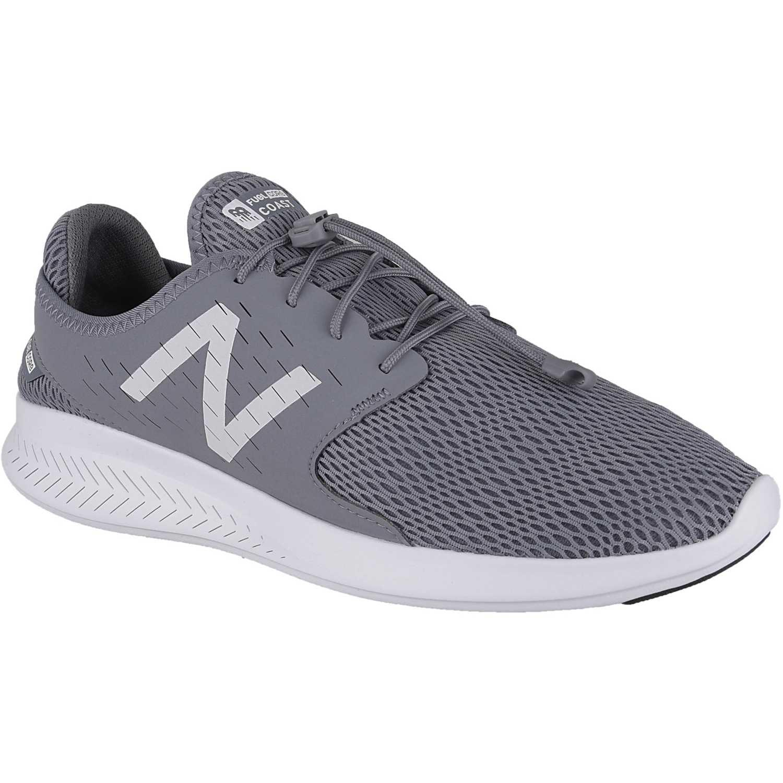 New Balance mcoasgr3 Gris / blanco Running en pista