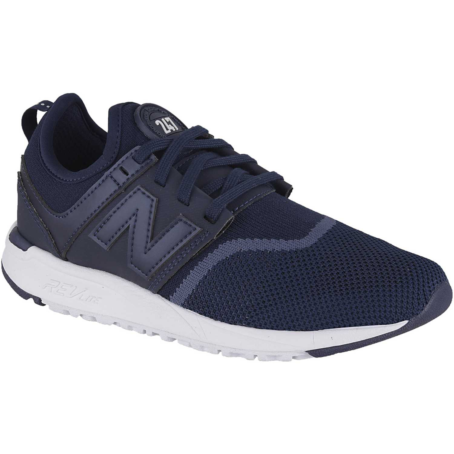 New Balance 247 Acero / blanco Walking