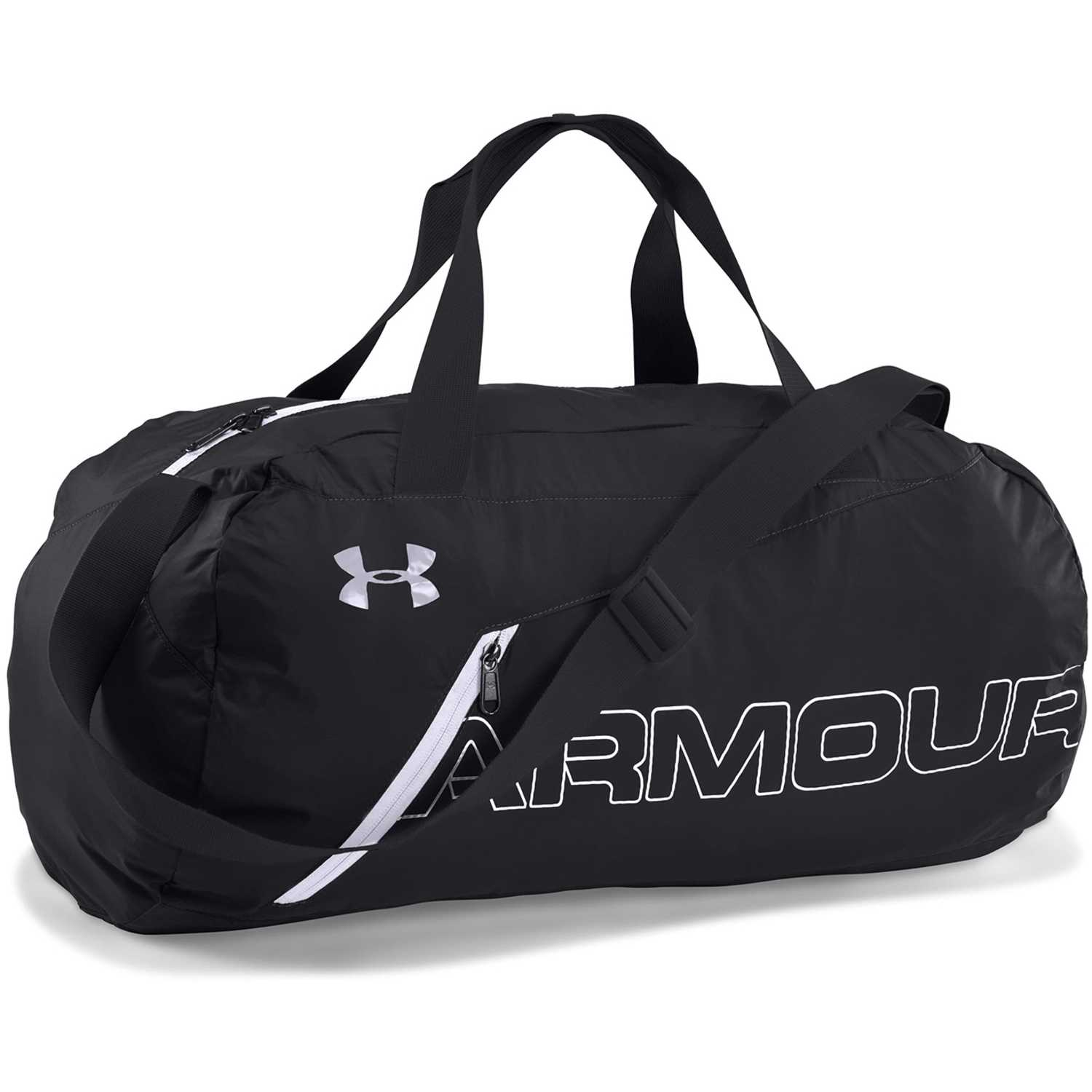 Deportivo de Mujer Under Armour Negro / blanco ua adaptable duffel