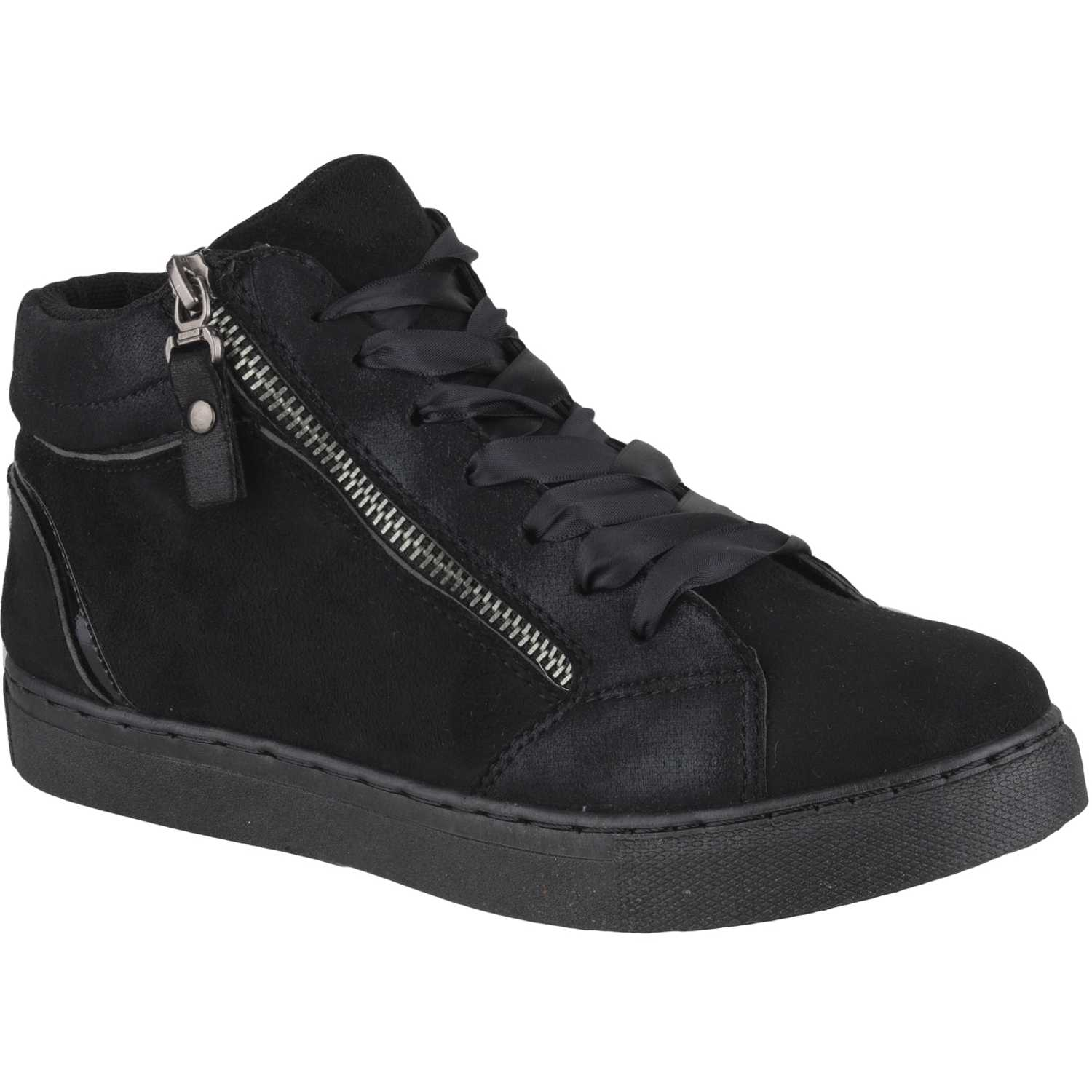 Platanitos ZB-7615 Negro Zapatillas Fashion