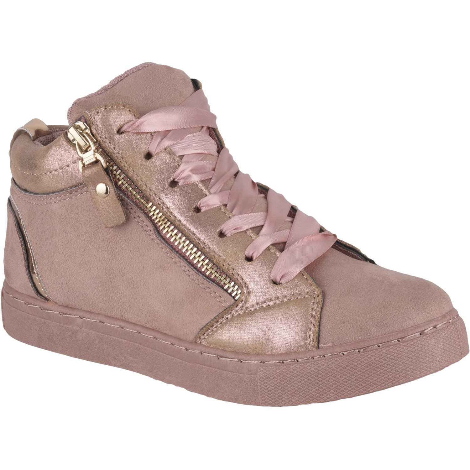 Platanitos ZB-7615 Rosado Zapatillas Fashion
