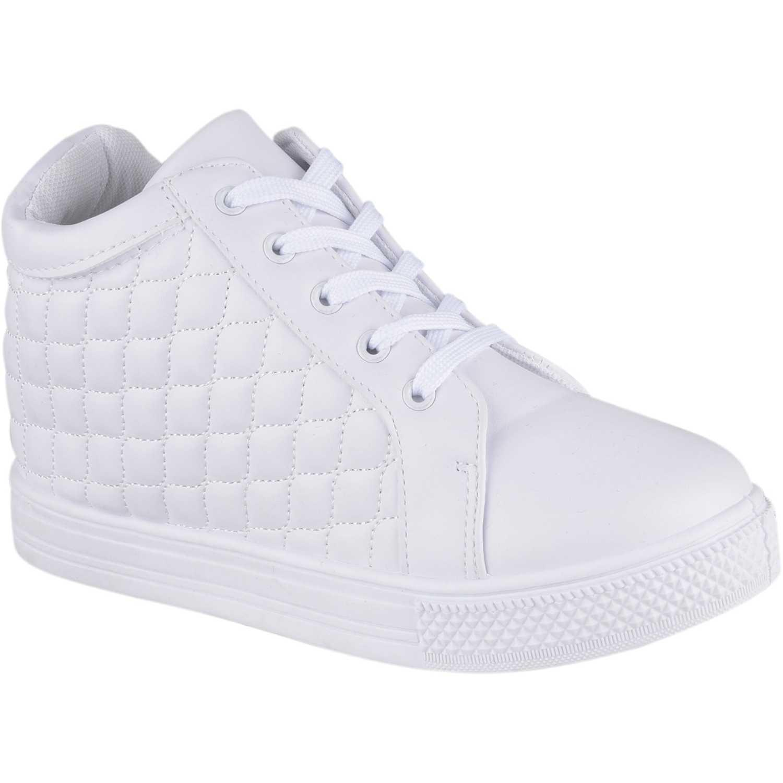 Just4u zc-70695 Blanco Zapatillas Fashion
