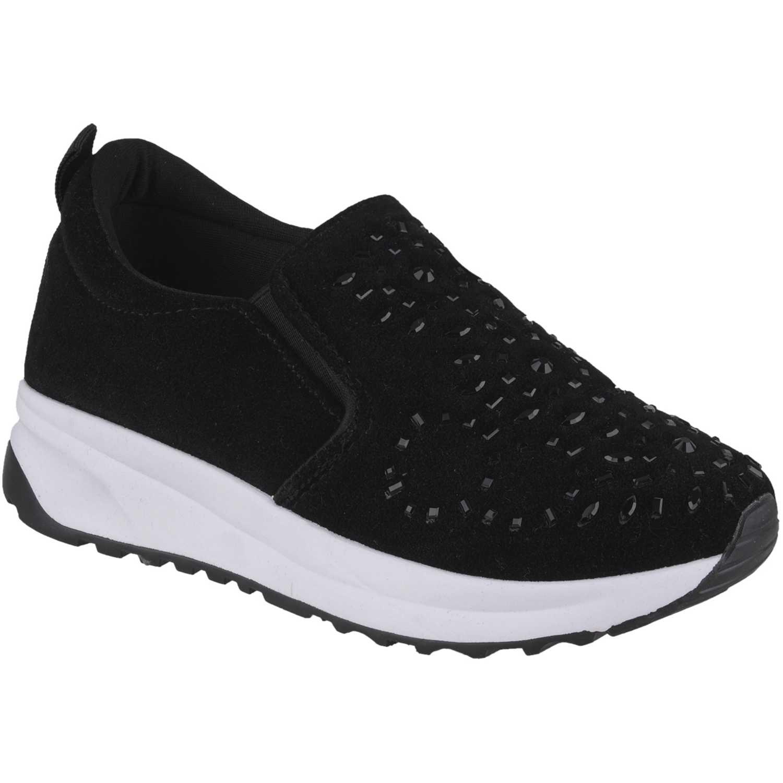 Just4u z-o001 Negro Zapatillas Fashion