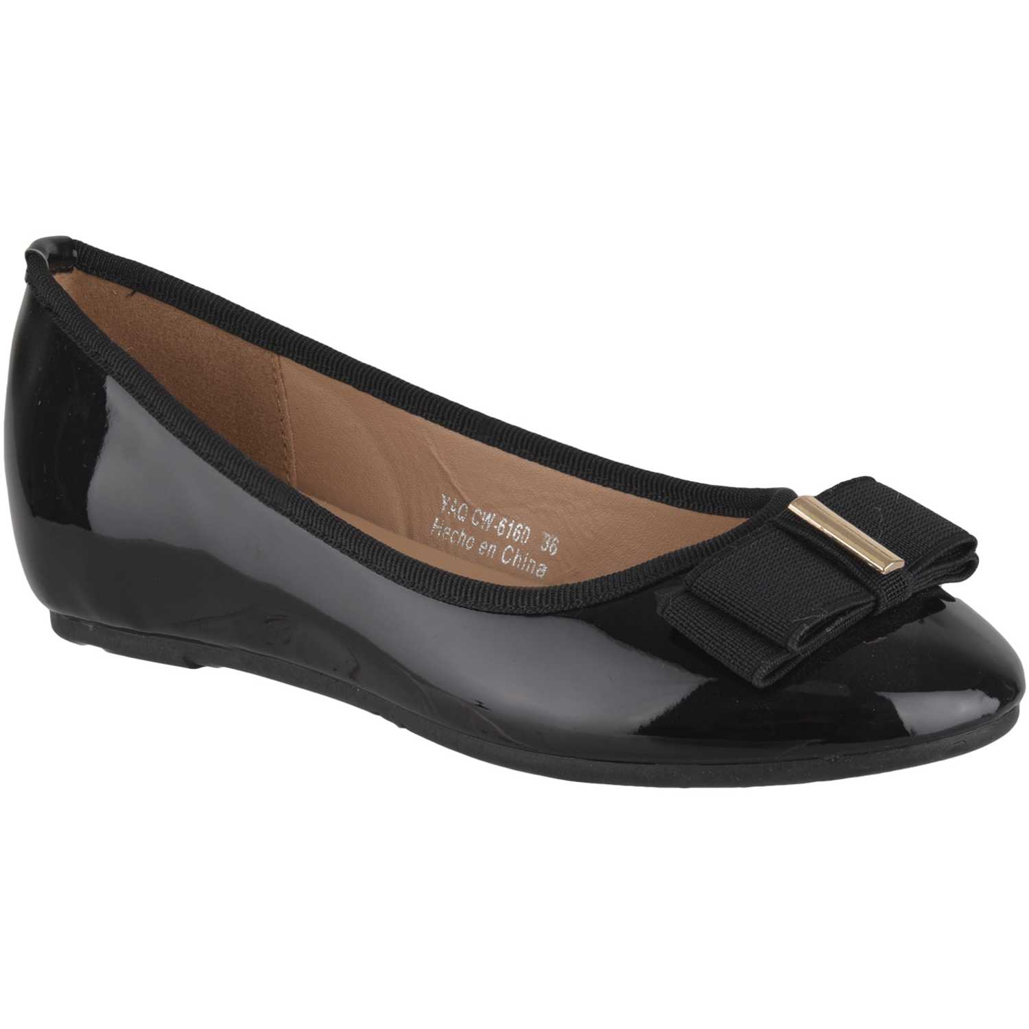 Platanitos cw-6160 Negro Estiletos y Pumps