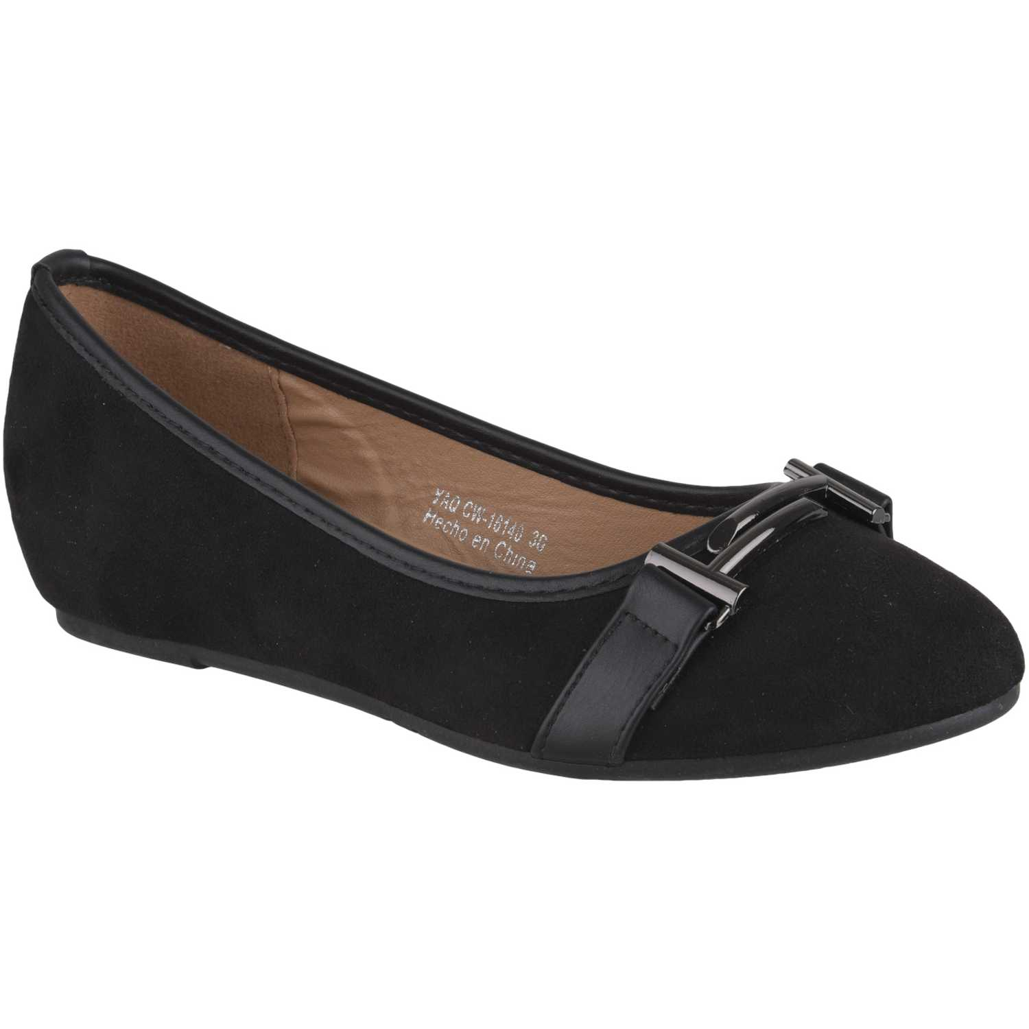 Platanitos cw-16140 Negro Estiletos y Pumps