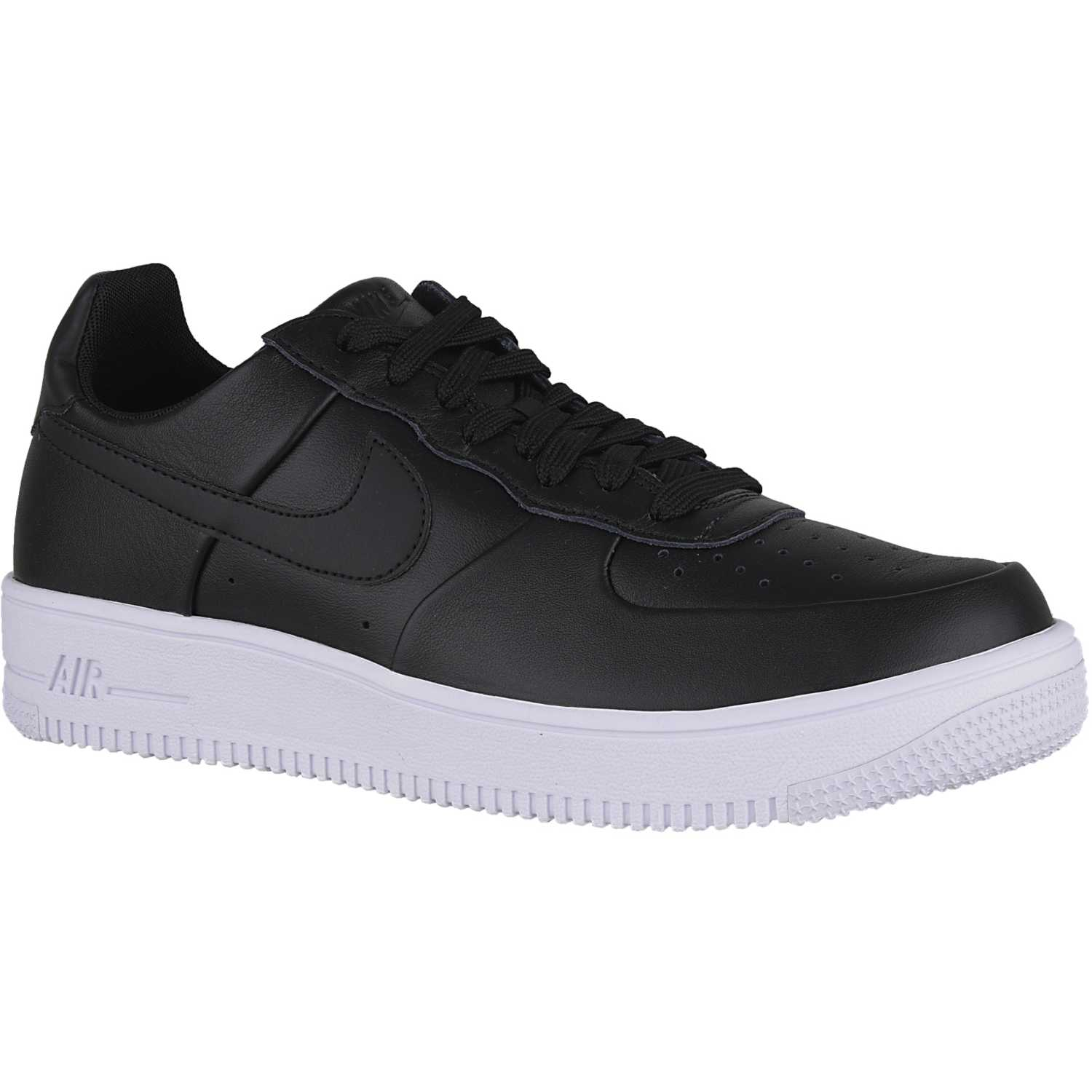 nike air force 1 mujer negro y blanco