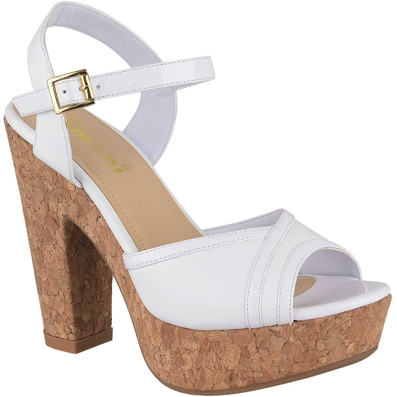 Casual de Mujer Limoni - Cuero Blanco sp 2118106