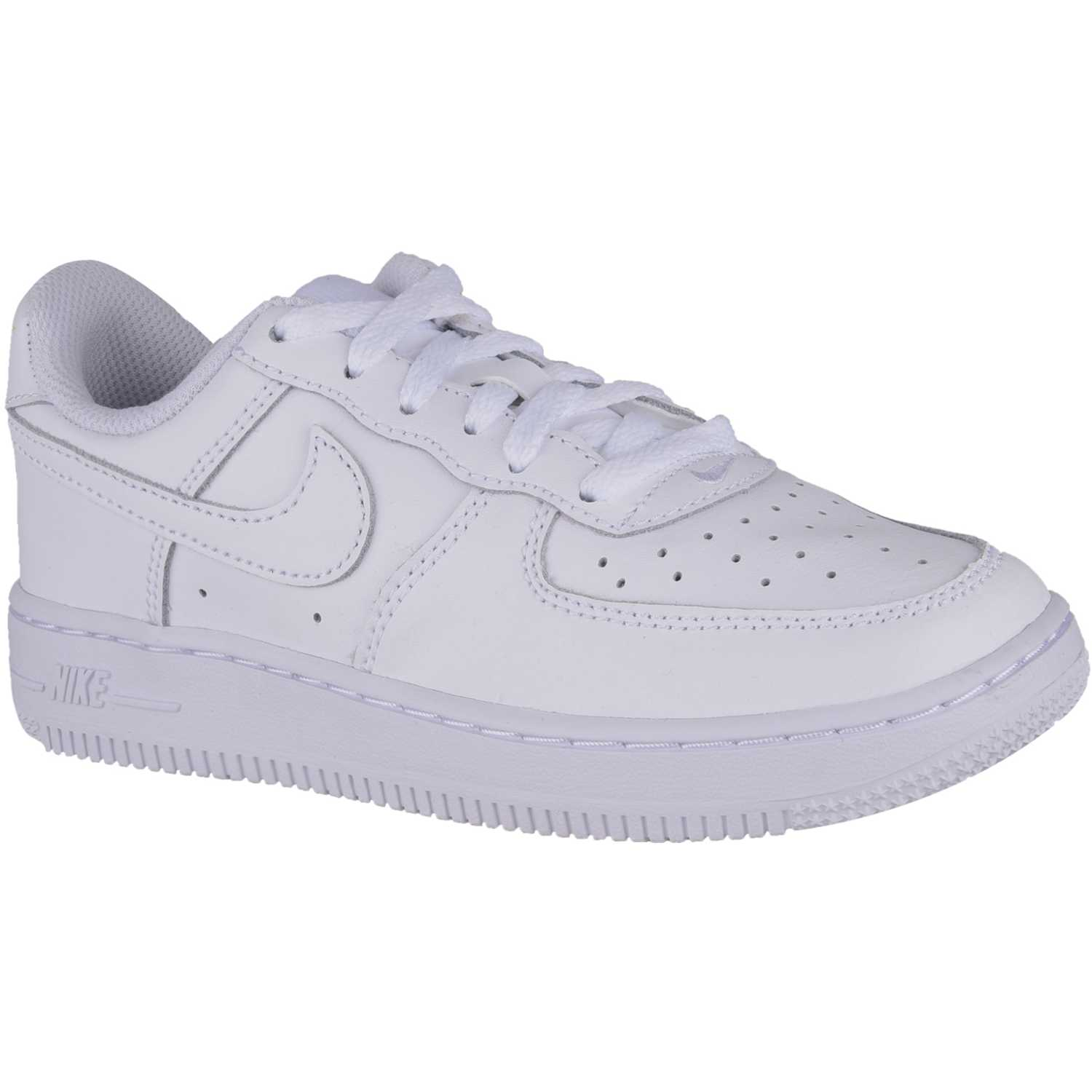 Casual de Niño Nike Blanco force 1 bp