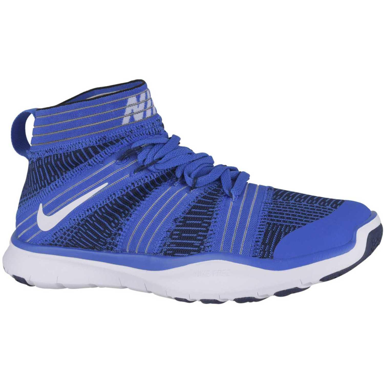 Nike free train virtue Azulino / azul Hombres