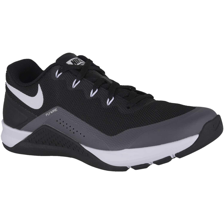 De Gris Nike Mujer Negro Dsx Metcon Repper Deportivo Wmns