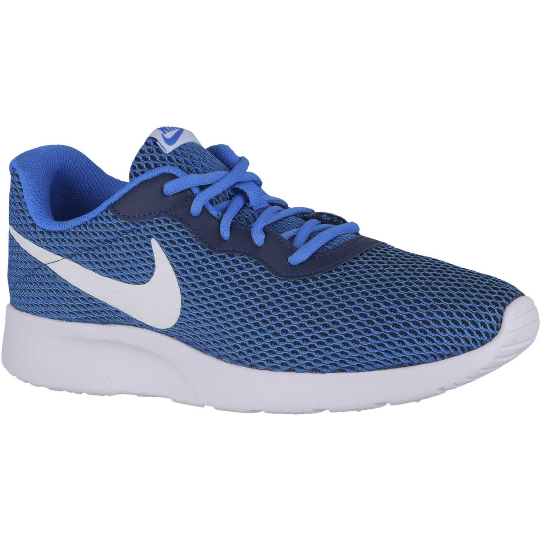 Nike tanjun se Celeste / blanco Walking