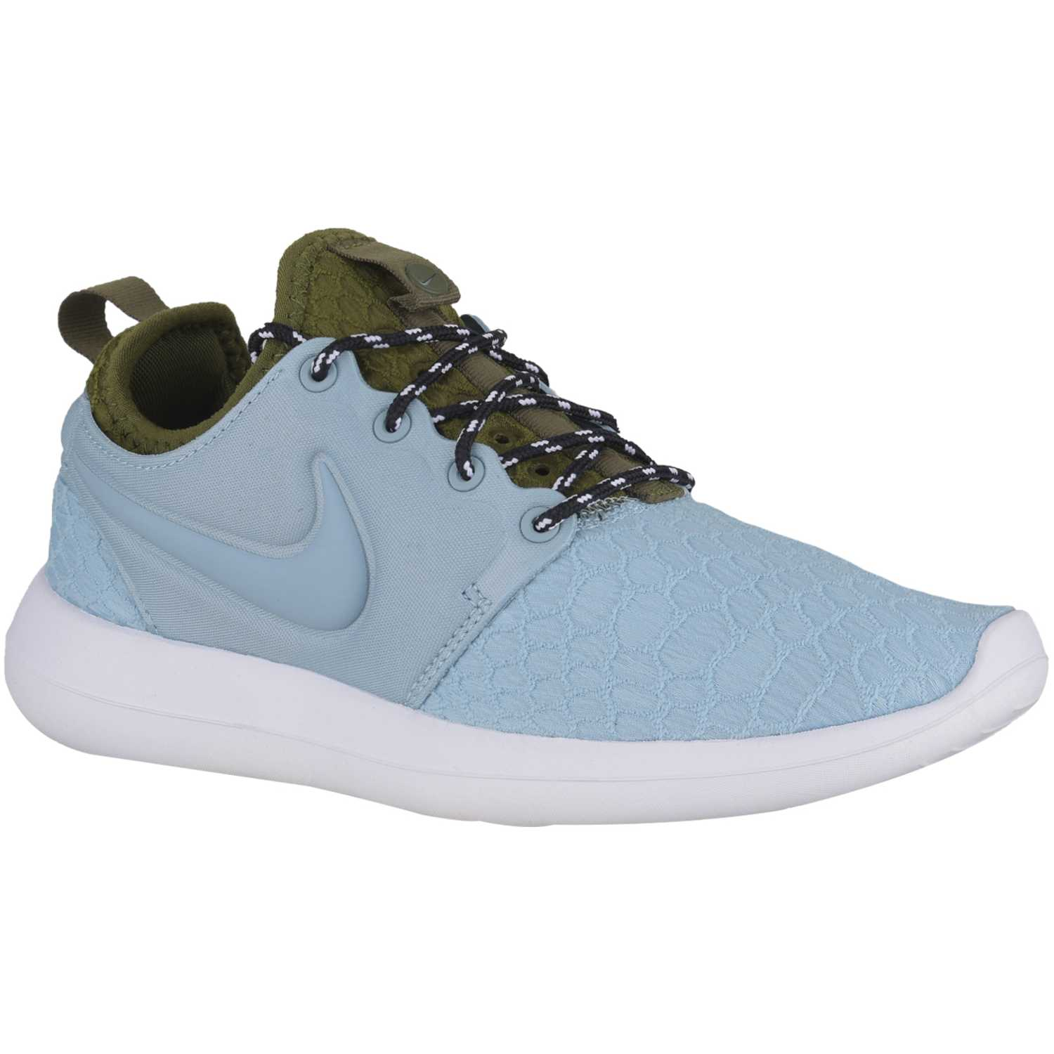 Nike wmns roshe two se Celeste / blanco Walking