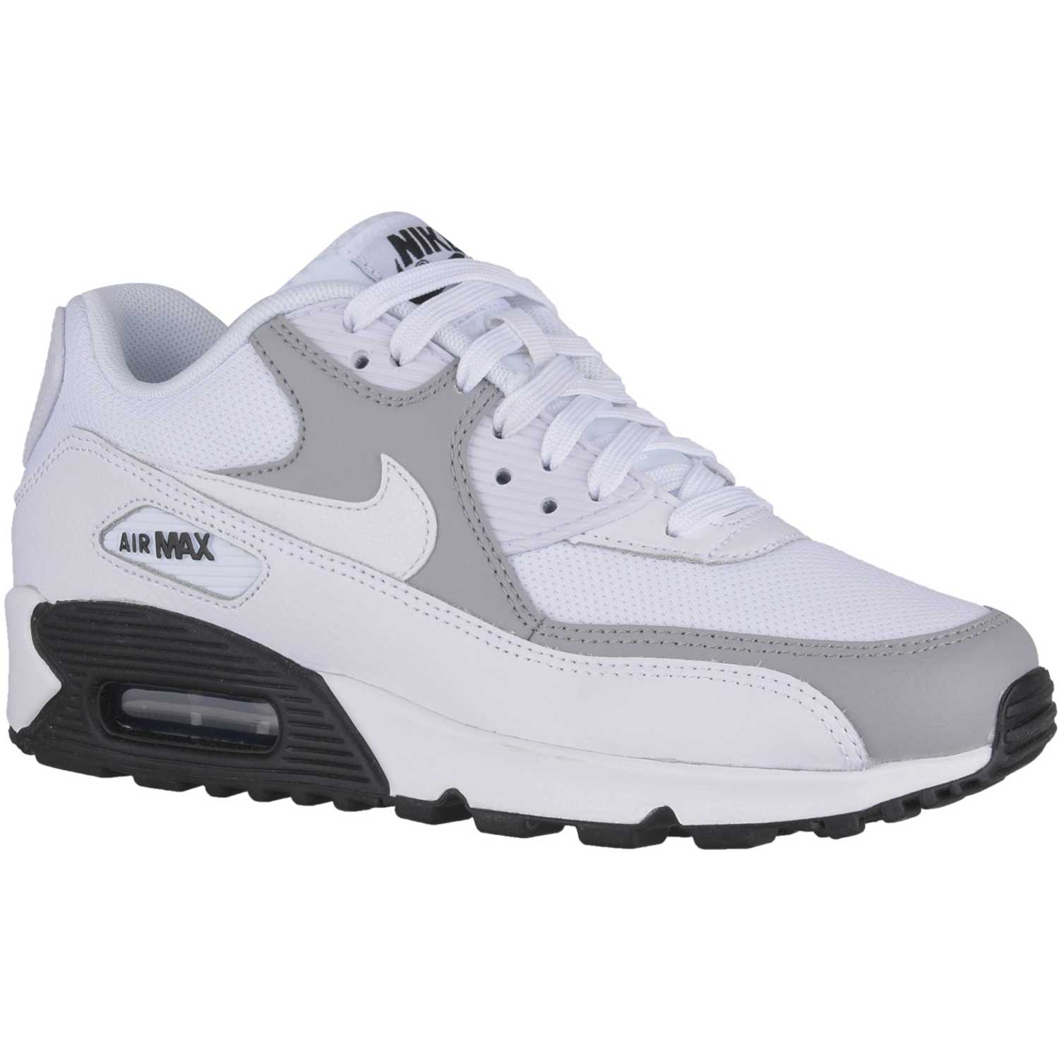 Nike wmns air max 90 le Blanco / gris Walking | platanitos.com