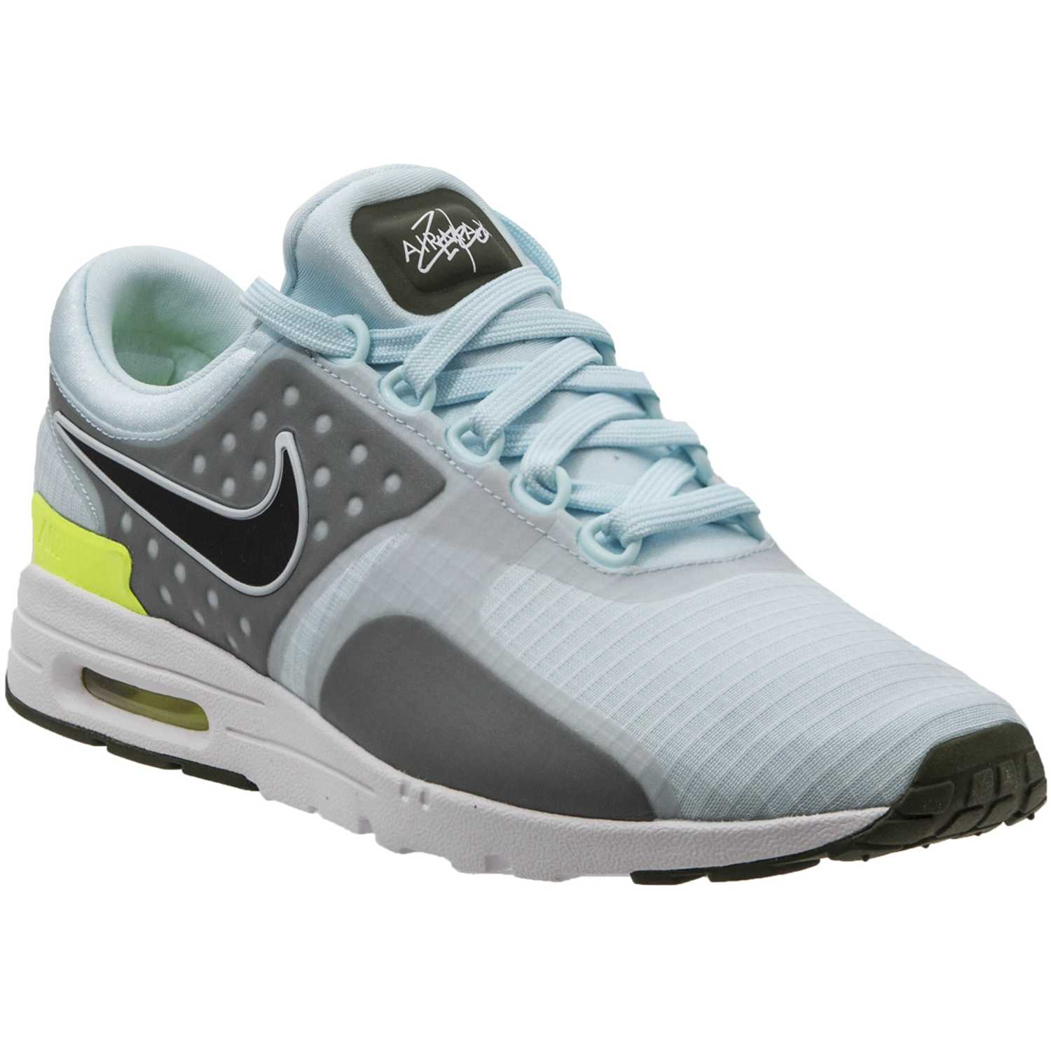 newest 39ef5 c6298 Casual de Mujer Nike Celeste / gris wmns air max zero si ...