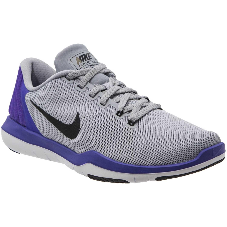 Nike flex supreme tr 5 gg Gris / morado Chicas