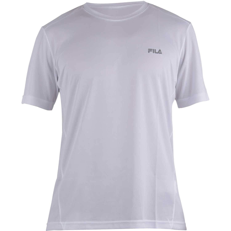 Fila keen ii Blanco Camisetas y Polos Deportivos