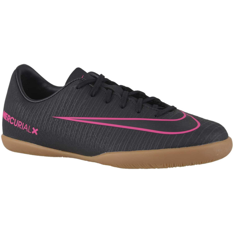 Toallas de Mujer Nike Negro / marrón jr mercurial vapor xi ic