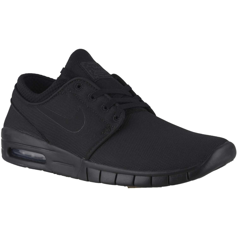 Nike SB STEFAN JANOSKI MAX Negro / negro Hombres ...