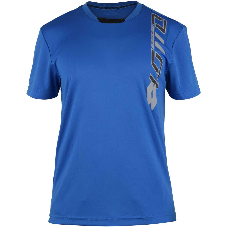 Lotto t-shirt devin Azulino