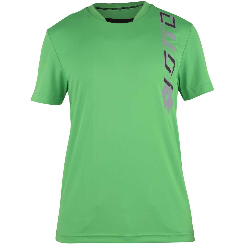 Lotto t-shirt devin Verde Camisetas y Polos Deportivos