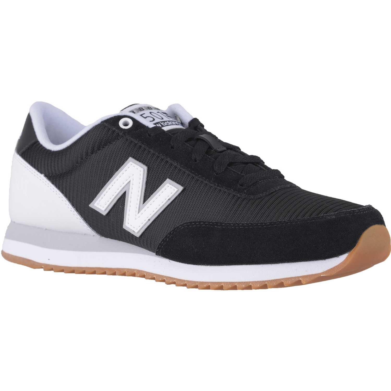 new balance blanco y negro
