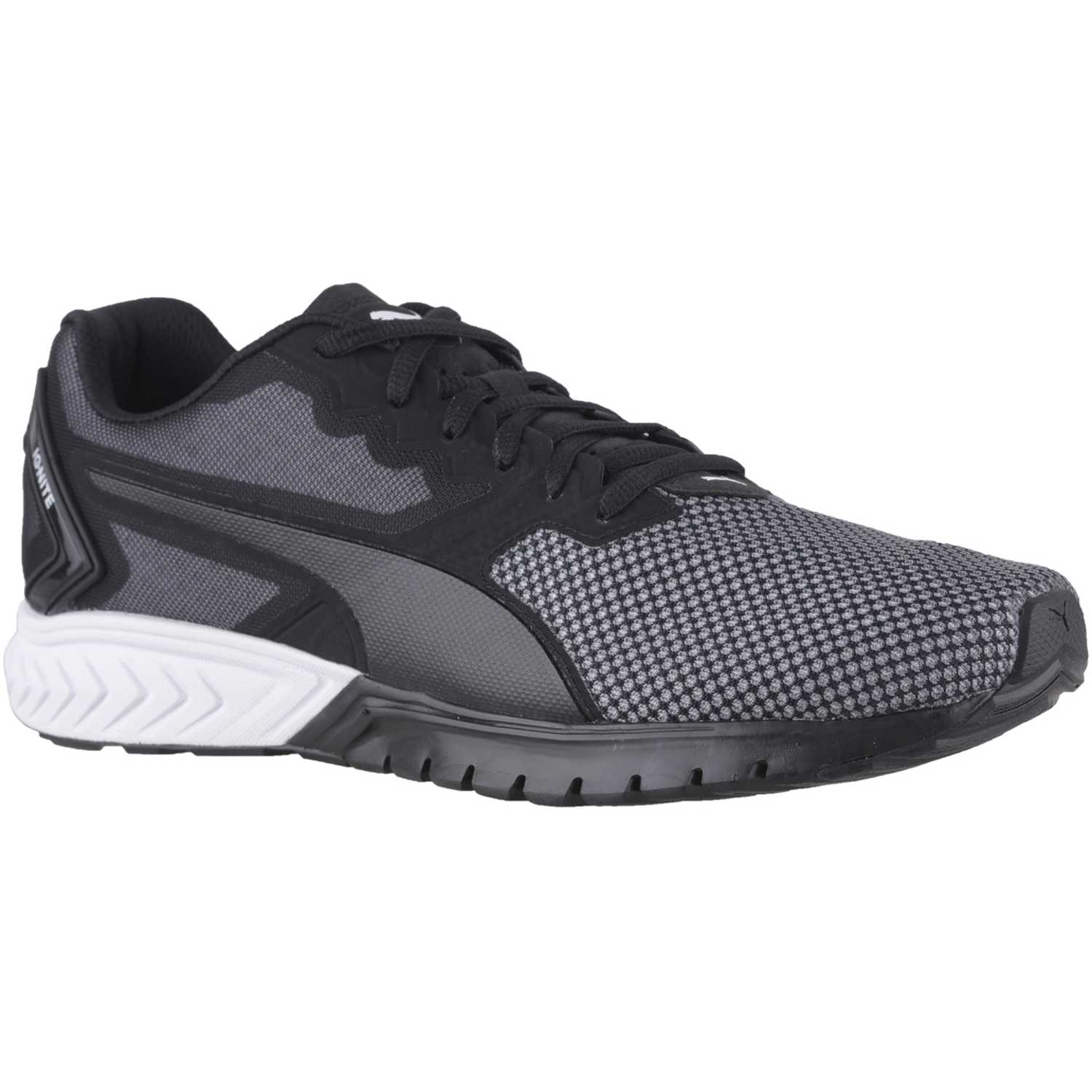 Puma ignite dual breathe Negro / blanco Running en pista