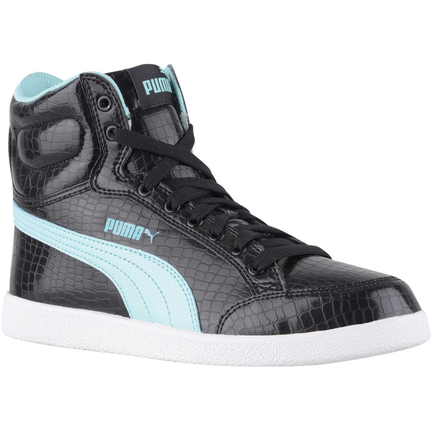 Puma ikaz mid serpent jr Negro / celeste Walking