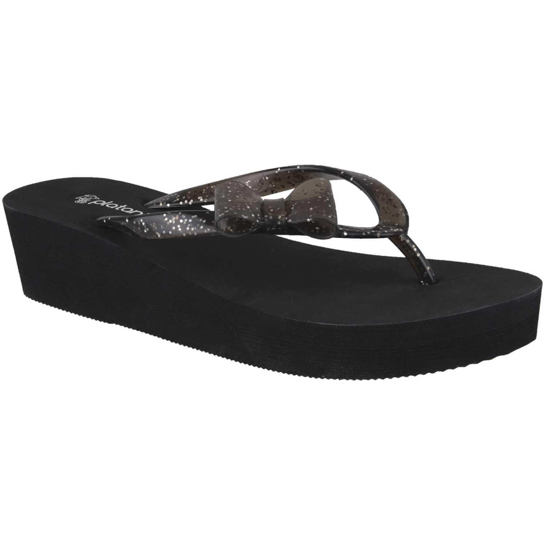 Platanitos sb-4907 Negro Flip-Flops